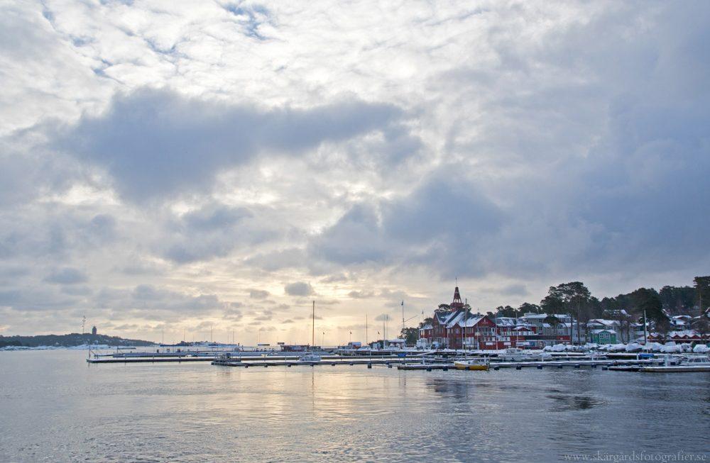 Vintrigt Sandhamn