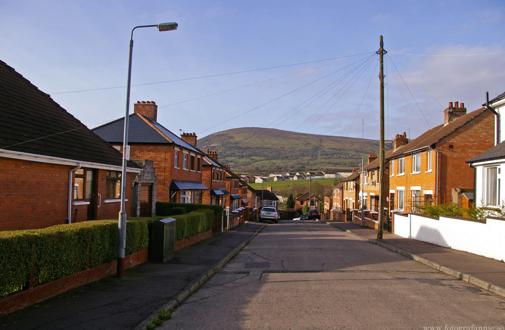 Studieresa till Nordirland