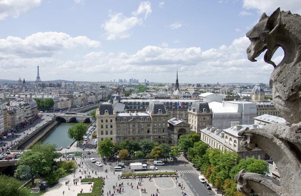 Spontant till Paris