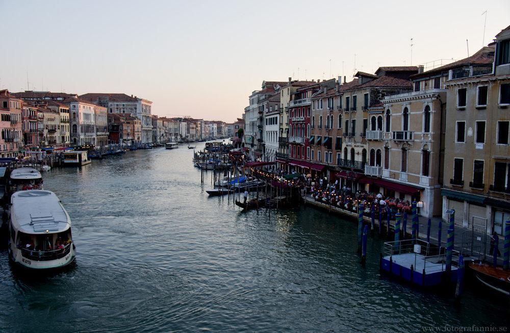 Några sommardagar i Venedig