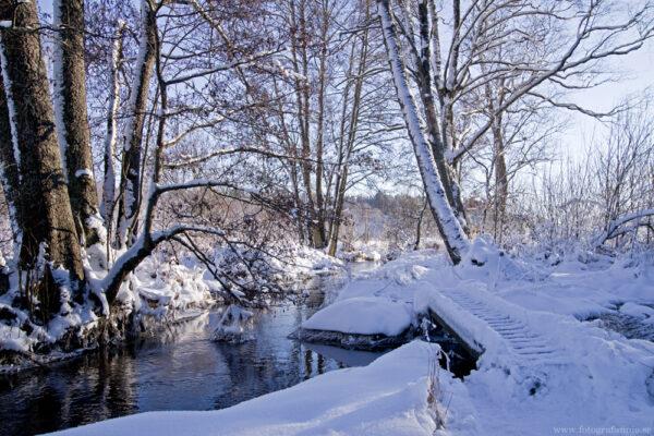 Snö och solsken