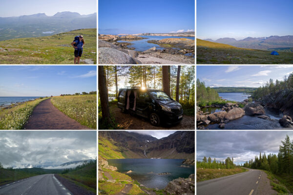 Sommar i Sverige – en roadtrip